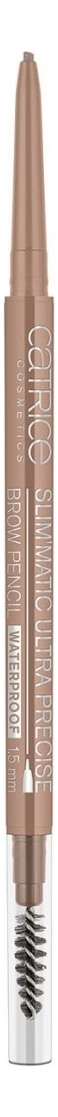 Купить Карандаш для бровей Slim'Matic Ultra Precise Brow Pencil Waterproof 0, 05г: 020 Medium, Catrice Cosmetics