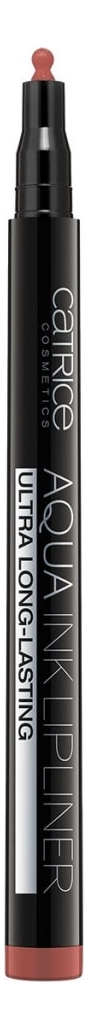 Контур-тинт для губ Aqua Ink Lipliner 1мл: 010 AttiNude Is Everything, Catrice Cosmetics  - Купить