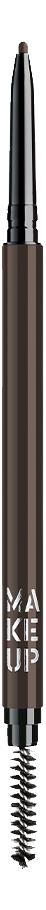 Автоматический карандаш для бровей Ultra Precision Brow Liner: 07 Темный серо-коричневый make up factory карандаш для