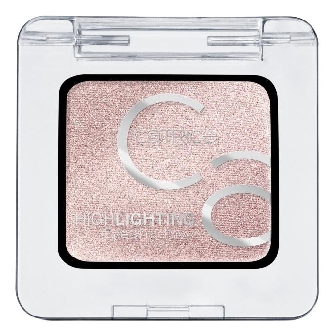 Тени для век Highlighting Eyeshadow 2г: 030 Metallic Lights тени для век highlighting eyeshadow 2г 030 metallic lights