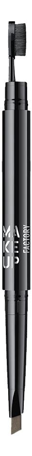 Купить Автоматический карандаш для бровей Triangle Brow Styler: 04 Light Ash, MAKE UP FACTORY