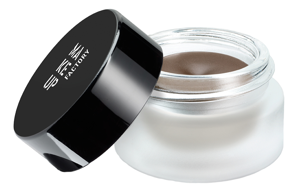 Купить Крем для бровей Ultra Stay Brow Cream: 07 Ash Brown, MAKE UP FACTORY