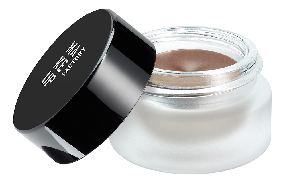 Купить Крем для бровей Ultra Stay Brow Cream: 10 Hazelnut, MAKE UP FACTORY
