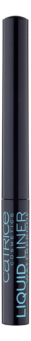 Купить Подводка для глаз Liquid Liner Waterproof Black 1, 7мл, Catrice Cosmetics