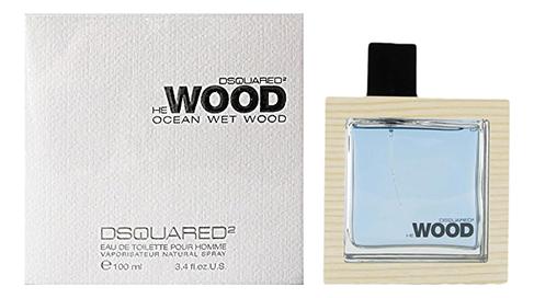 Dsquared2 He Ocean Wet Wood men: туалетная вода 100мл