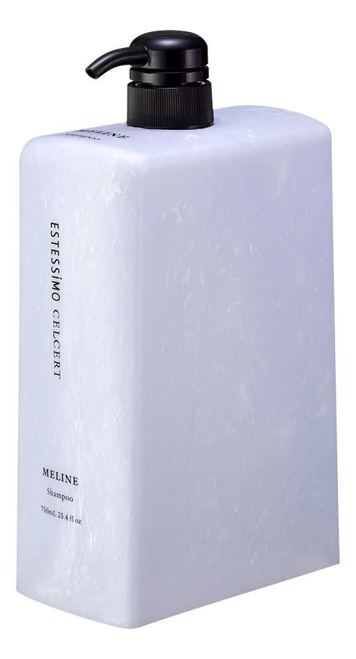 Увлажняющий шампунь для волос Estessimo Celcert Shampoo Meline: Шампунь 750мл укрепляющий шампунь для тонких волос estessimo celcert shampoo forcen шампунь 250мл