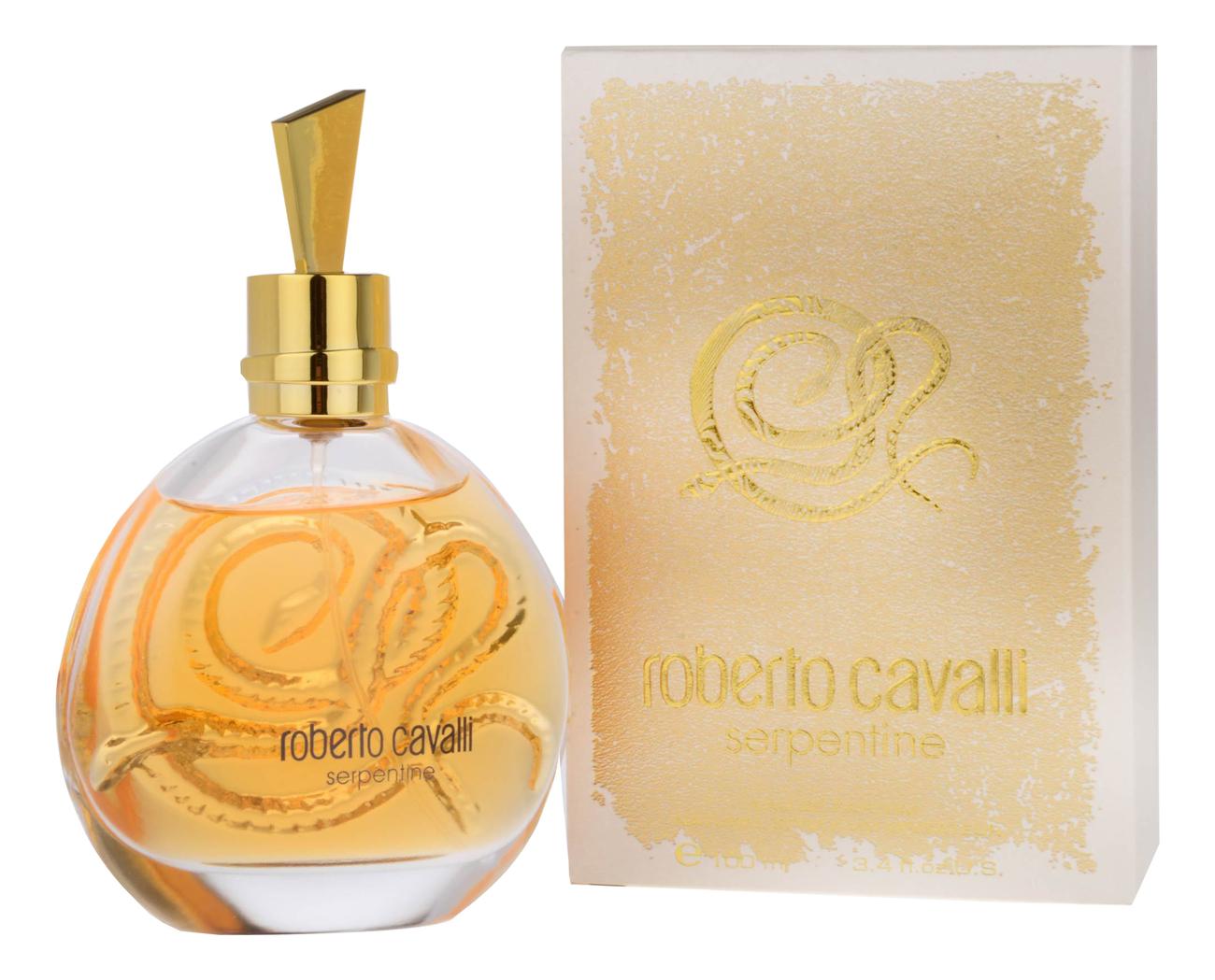 Roberto Cavalli Serpentine: парфюмерная вода 100мл