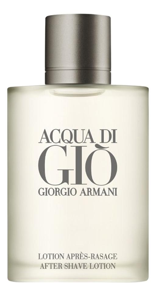 Acqua di Gio pour homme: лосьон после бритья 100мл acqua di gio pour homme туалетная вода 30мл