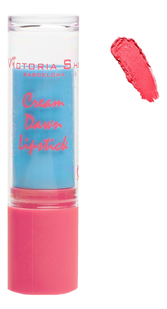 Помада для губ KreaMood Cream Dawn Lipstik 4,3г: No 01