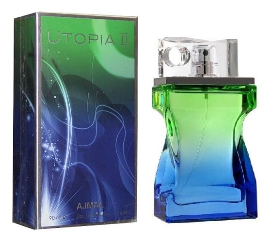Ajmal Utopia II: парфюмерная вода 90мл thomas more de optimo reipublicae statu deque nova insula utopia libri ii