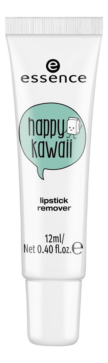 Средство для снятия стойкого макияжа с губ Happy Kawaii Lipstick Remover 12мл