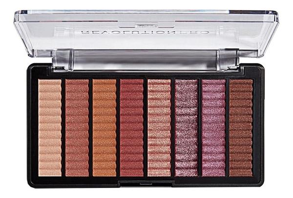 Купить Палетка теней для век Supreme Eyeshadow Palette: Intoxicate, Revolution PRO