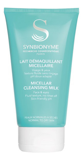Купить Мицеллярное очищающее молочко Micellar Cleansing Milk 150мл, Synbionyme