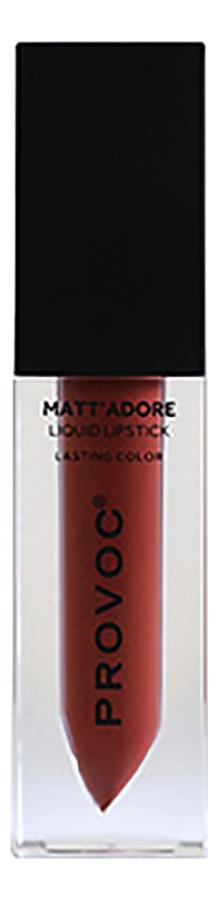 Купить Жидкая матовая помада для губ Mattadore Liquid Lipstick 4, 5г: 05 Explorer, Provoc