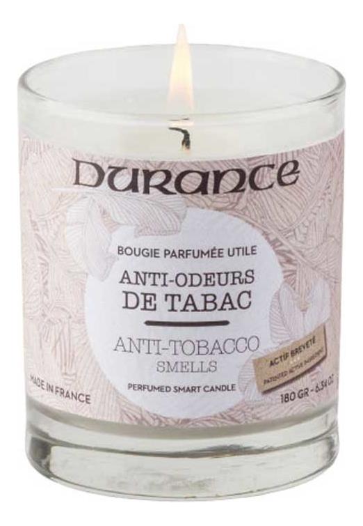Ароматическая свеча Perfumed Smart Candle Anti-Tobacco Smells 180г