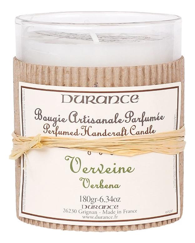 Ароматическая свеча Perfumed Handmade Candle Verbena 180г
