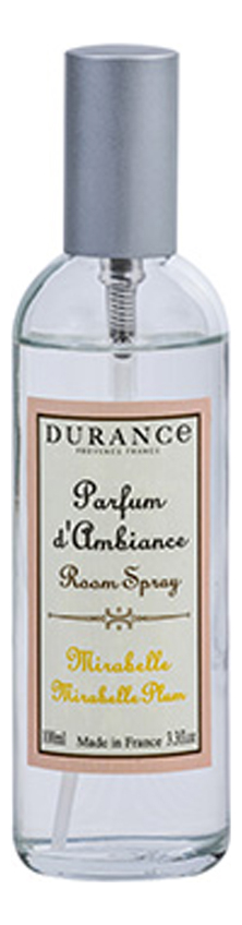 Купить Ароматический спрей для дома Home Perfume Mirabelle Plum 100мл, Durance