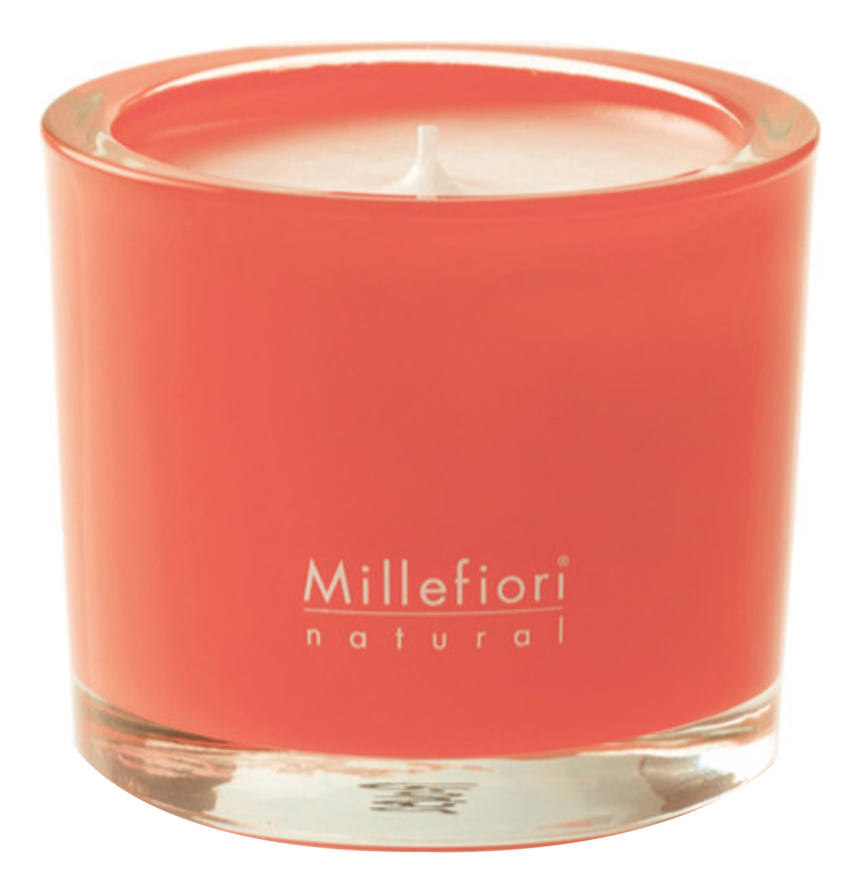 Ароматическая свеча Оттенки Миндаля Natural Almond Blush 180г фото