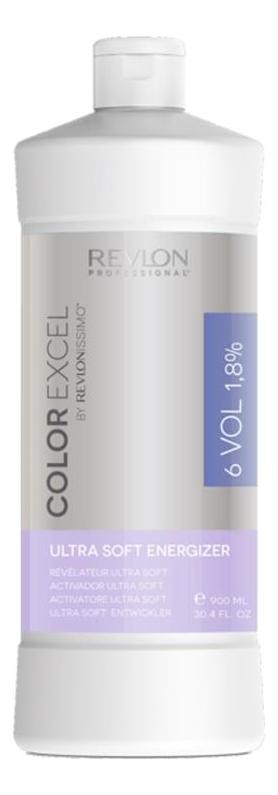 Активатор для красителя Color Excel Soft Energizer Attivatore 1,8%: Активатор 900мл