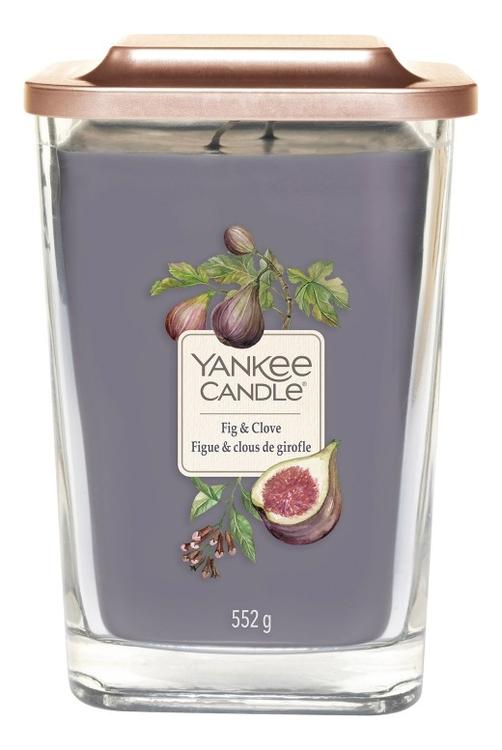 Купить Ароматическая свеча Fig & Clove: Свеча 552г, Ароматическая свеча Fig & Clove, Yankee Candle