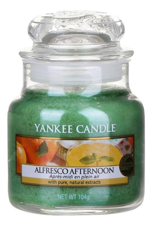 Ароматическая свеча Alfresco Afternoon: Свеча 104г