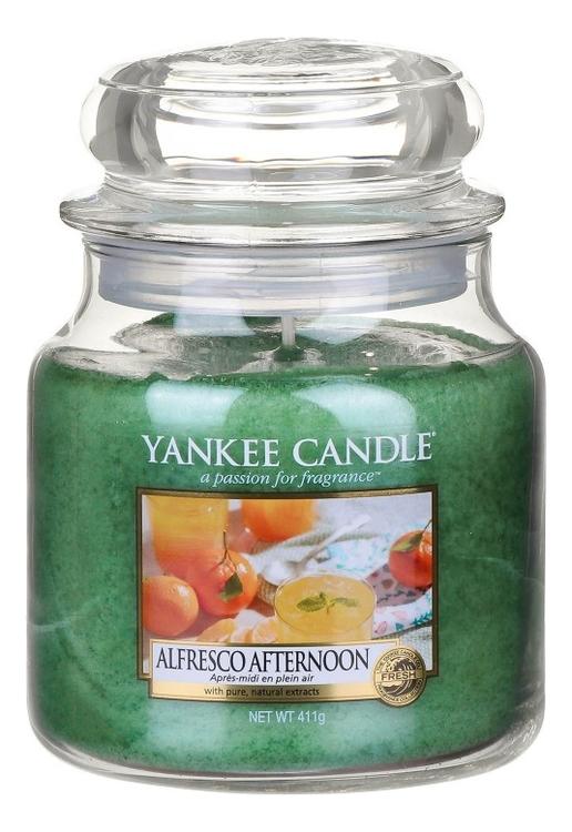 Ароматическая свеча Alfresco Afternoon: Свеча 411г фото