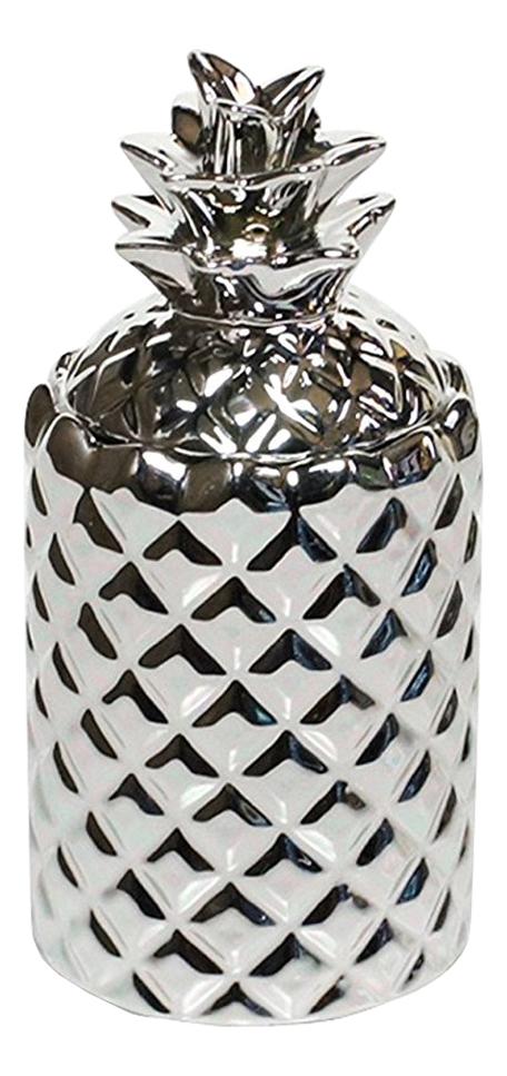 Купить Ароматическая свеча Серебряный Ананас 470г, Thompson Ferrier