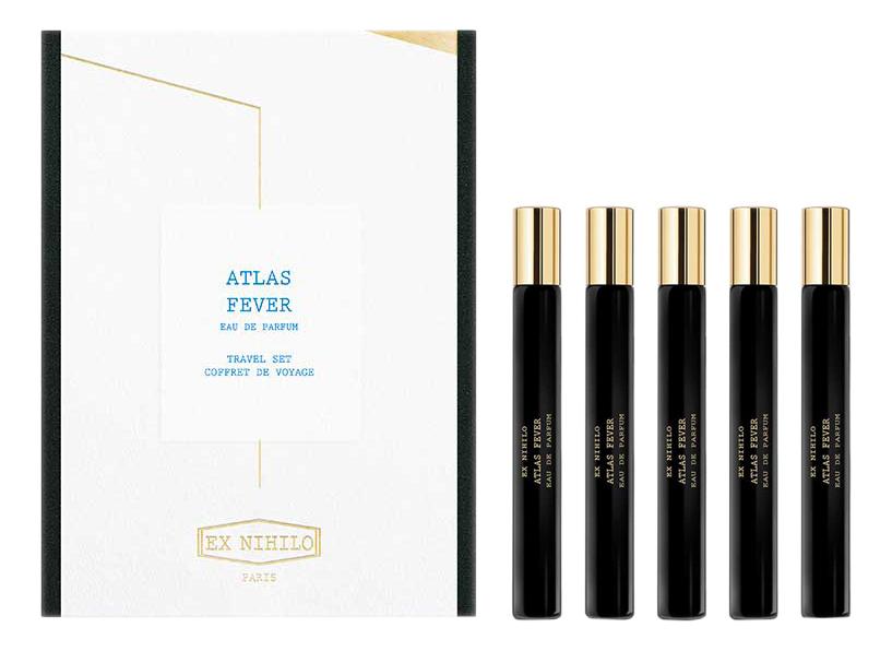 Atlas Fever: парфюмерная вода 5*7,5мл fever парфюмерная вода 100мл