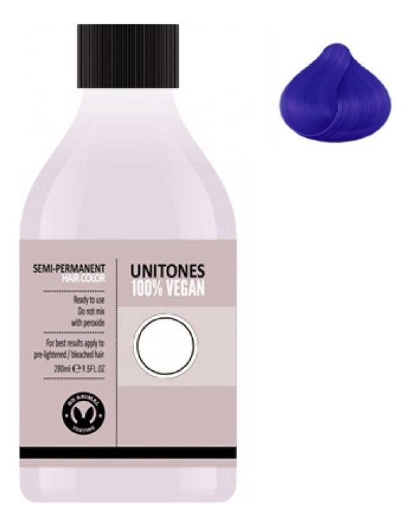 Фото - Краска для волос Semi-Permanent Hair Color 280мл: Bilberry краска для волос semi permanent hair color 280мл walhalla grey