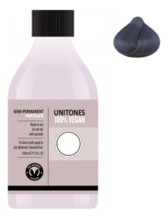 Фото - Краска для волос Semi-Permanent Hair Color 280мл: Grey Stone краска для волос semi permanent hair color 280мл walhalla grey