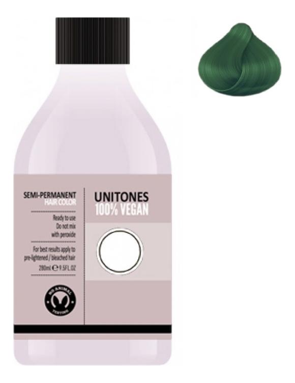 Фото - Краска для волос Semi-Permanent Hair Color 280мл: Spruce Forest краска для волос semi permanent hair color 280мл walhalla grey