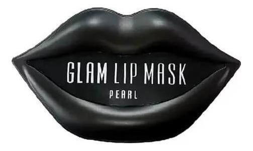 Купить Гидрогелевые патчи для губ с жемчугом Hydrogel Glam Lip Mask Pearl: Патч 20шт, BeauuGreen