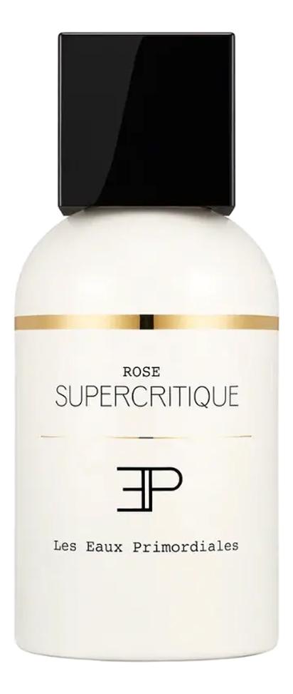 Les Eaux Primordiales Rose SuperCritique: парфюмерная вода 100мл фото