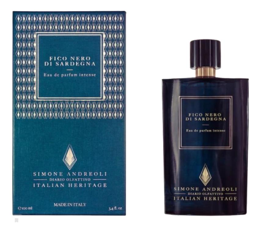 Купить Fico Nero Di Sardegna: парфюмерная вода 100мл, Simone Andreoli
