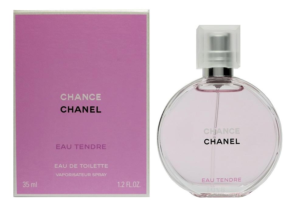 Chanel Chance Eau Tendre: туалетная вода 35мл недорого