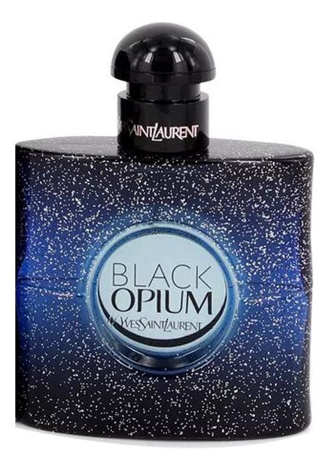 YSL Black Opium Intense: парфюмерная вода 50мл тестер ysl black opium collector edition 2018 парфюмерная вода 50мл тестер