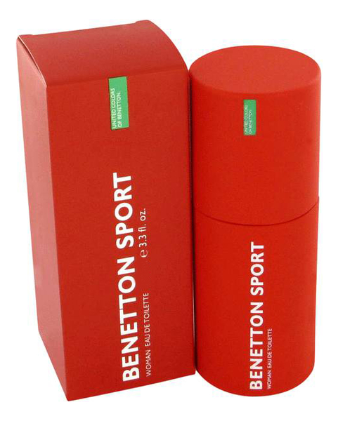 Benetton Sport Women: туалетная вода 100мл