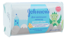 Johnson's Детское мыло Johnson's Baby Pure Protect 100г