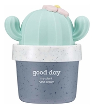 The Face Shop Крем для рук My Plant Hand Cream Good Day 30мл
