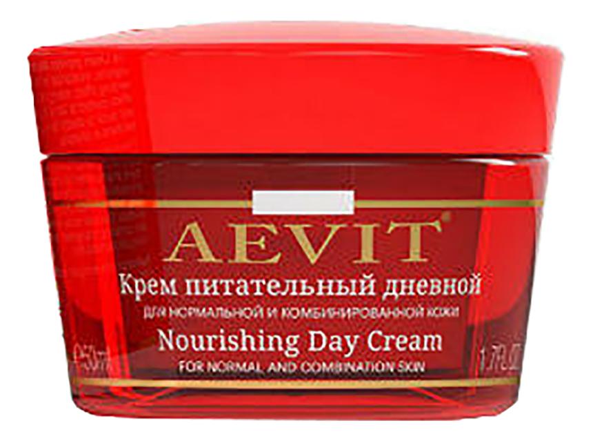 Питательный дневной крем для лица Aevit Nourishing Day Cream 50мл
