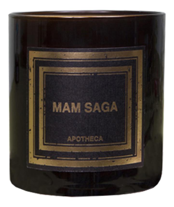 Ароматическая свеча Mam Saga: свеча 240г ароматическая свеча vitae свеча 240г