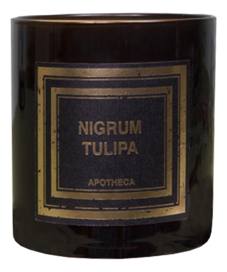 Ароматическая свеча Nigrum Tulipa: свеча 240г ароматическая свеча vitae свеча 240г