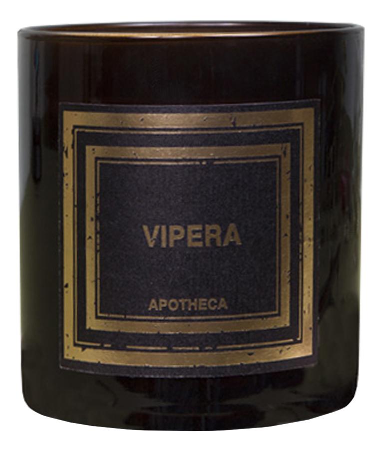 Ароматическая свеча Vipera: свеча 240г свеча от комаров argus