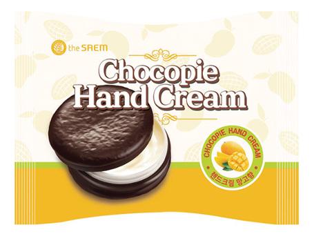 Крем для рук Chocopie Hand Cream Mango 35мл