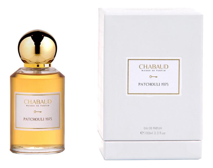 Chabaud Maison De Parfum Patchouli 1973: духи 100мл фото