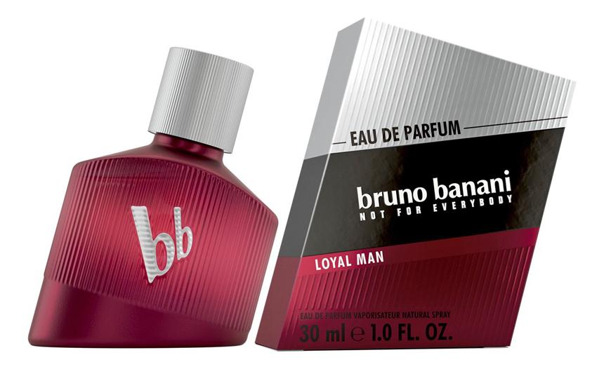 Bruno Banani Loyal Man: парфюмерная вода 30мл цена 2017