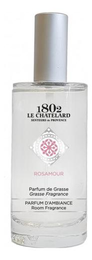 Купить Ароматический спрей для дома Parfum D'Ambiance Rosamour 50мл (роза), Le Chatelard 1802