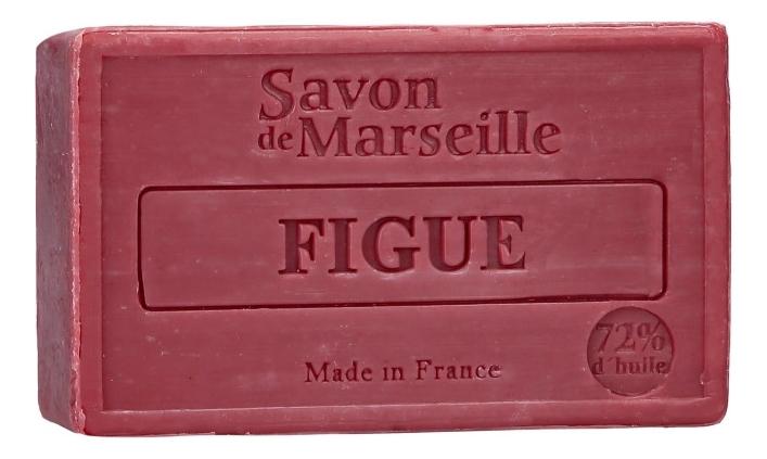 Марсельское мыло Savon De Marseille Figue 100г цена 2017