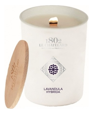 Ароматическая свеча Bougie Parfumee Lavandula Hybrida 200г фото