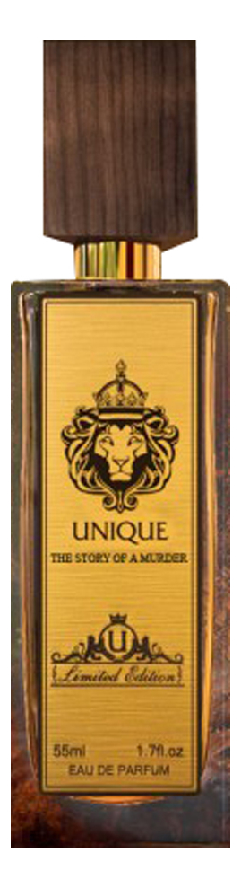 Unique Parfum The Story Of A Murder: парфюмерная вода 55мл